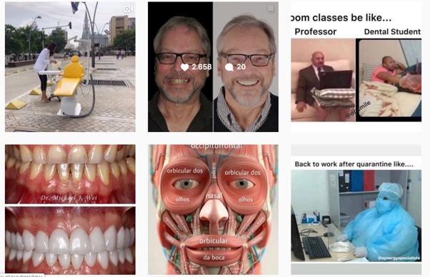 Dr Smile Instagram Feed