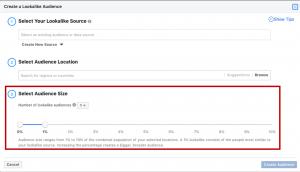 Audiencias Similares en Facebook Business Manager