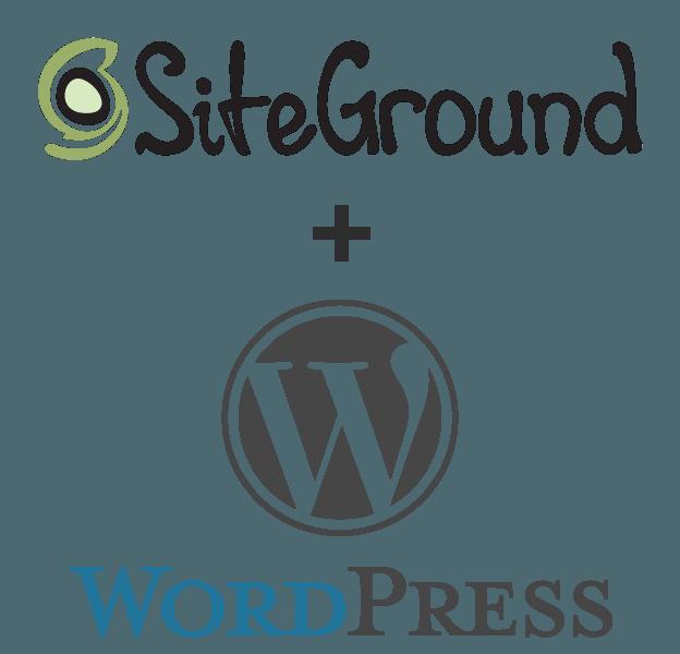 SiteGround es recomendado por WordPress