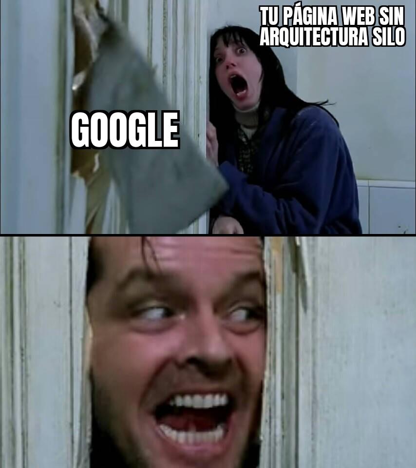 Meme de Arquitectura Silo