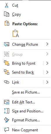 Texto alt en Microsoft