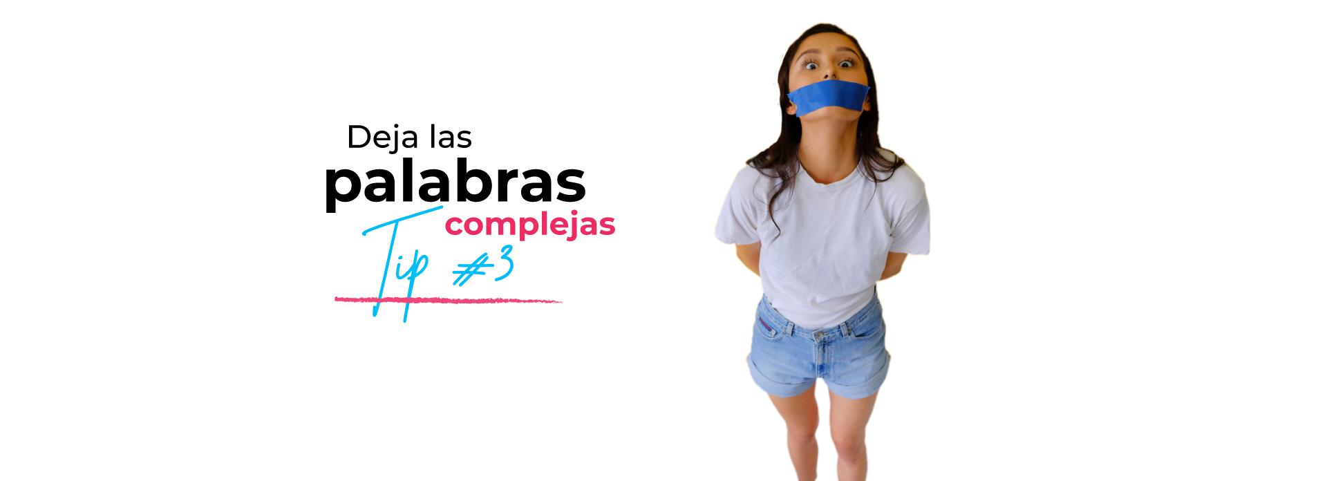Cómunicación con los pacientes: deja las palabras complejas